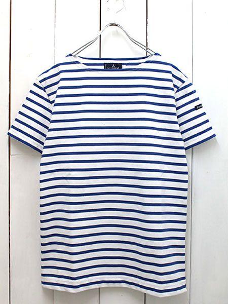 ボーダー半袖Tシャツ