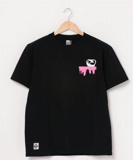 アイスクリームメルティングTシャツ