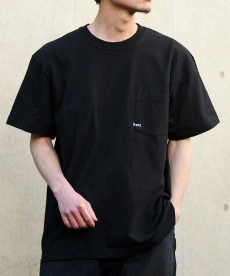 『カーハート』ビッグシルエット 半袖 ポケットTシャツ