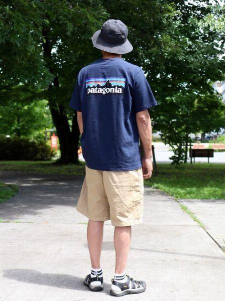 街から外遊びまで。実に頼りになる『パタゴニア』のTシャツ 2枚目の画像
