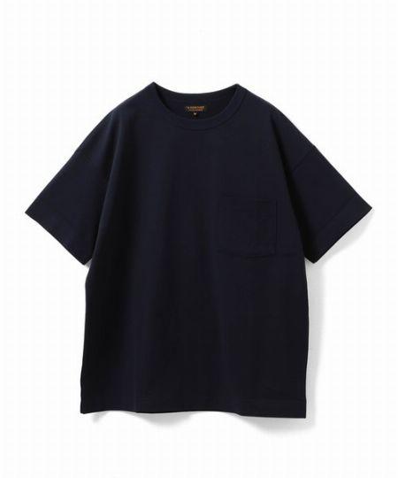 『シップス 』ビッグシルエット ヘビーウェイト Tシャツ