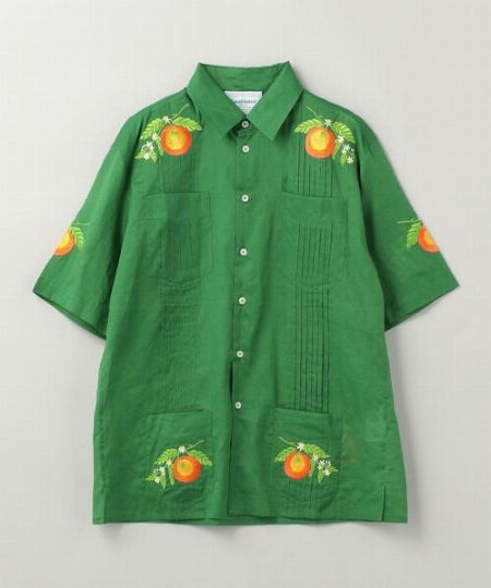 『カサブランカ』キューバシャツ