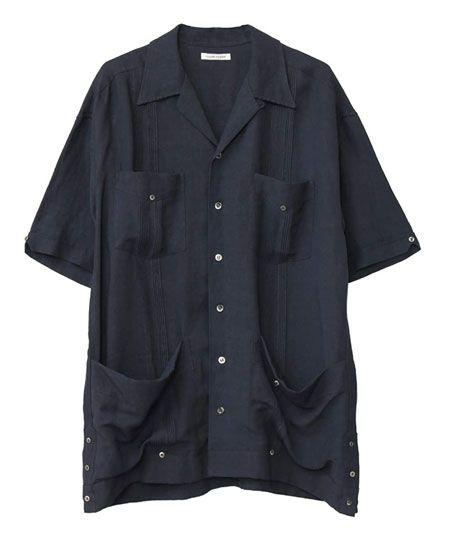 『クラネオム』キューバシャツ