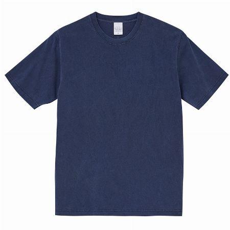 5.6オンス インディゴTシャツ