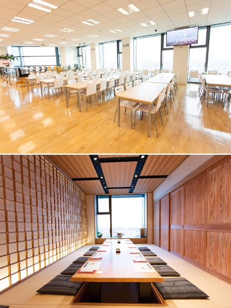 楽天のオフィスは、スタイリッシュかつ社員思いの快適空間 3枚目の画像