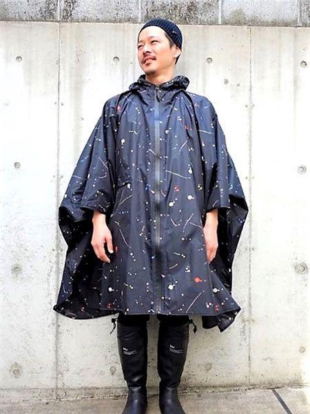 悪天候でもおしゃれに快適に。レイングッズブランド『キウ(KiU)』