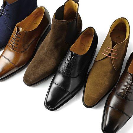 スペイン生まれの靴ブランド『バーウィック』をご存じですか?