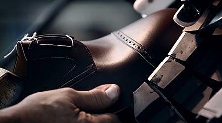 熟練職人の技が光る、丁寧で確かな縫製