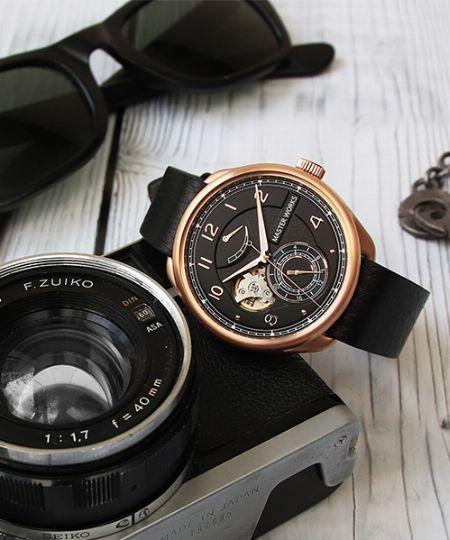 プライス以上の高見え時計。新鋭ジャパンブランド『マスターワークス』とは