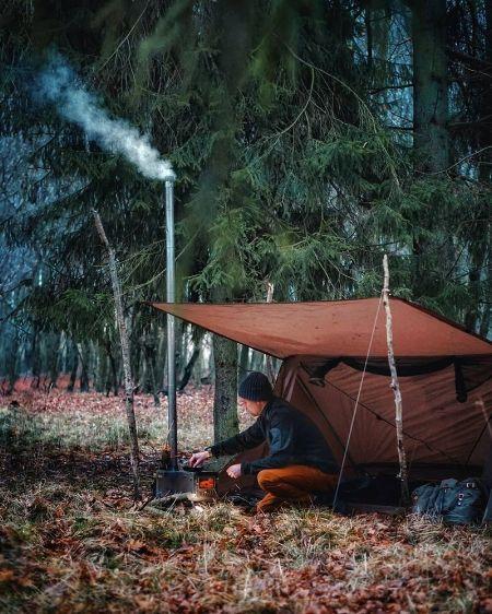 ソロキャンプは自由が魅力