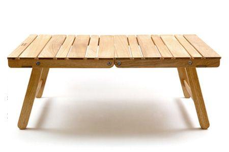 『ペレグリン・ファニチャー』ウィングテーブル