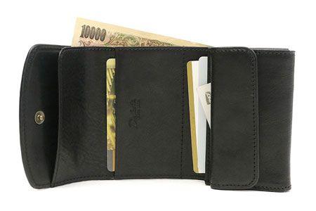 ポイントカードや領収書の入れすぎを防止できる