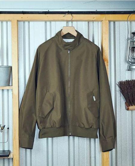 『フレッドペリー』×『ビームス』ハリントンジャケット