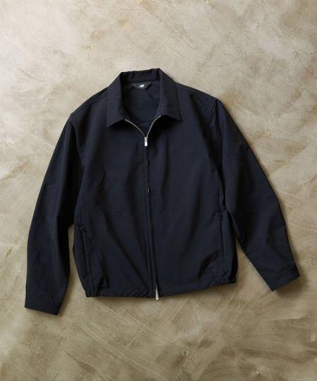 『ニューバランス』MET24ハリントンジャケット