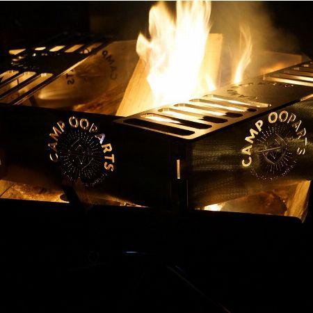 焚き火に必要な「焚き火台」とは? 2枚目の画像
