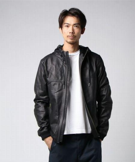 『ディーゼル』レザージャケット
