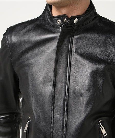 1着は手にしたい、本革のレザージャケット