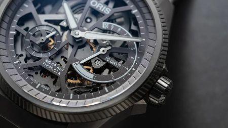 実用性と個性のバランス感覚に優れる腕時計『オリス』 2枚目の画像