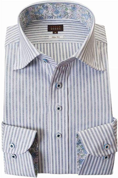 正統なシャツの基本は上質さとシンプルさ