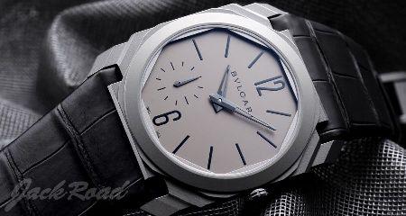 まるで腕に巻く愉悦。時計業界でも成功した『ブルガリ』