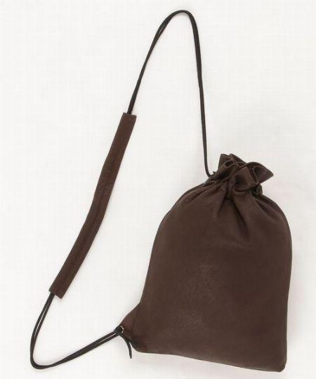 『スロウ』巾着バッグ