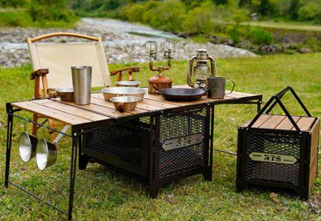 『ネイチャートーンズ』サイドアップボックス&テーブル