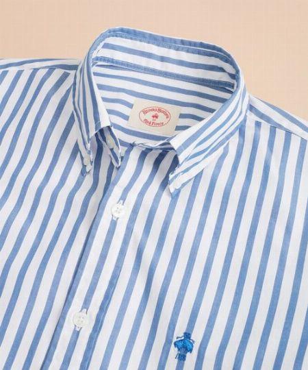ノータイシャツの筆頭、ボタンダウンカラー