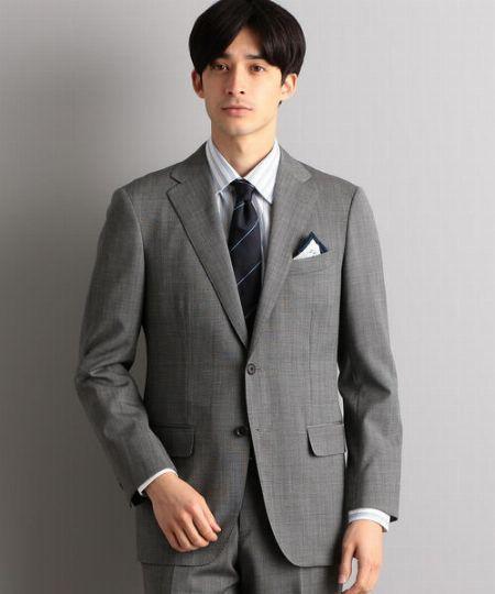 ▼シーン1:ビジネスシーンでネクタイと合わせるなら