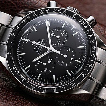 腕時計史にその名を刻む、背景のあるブランドだから