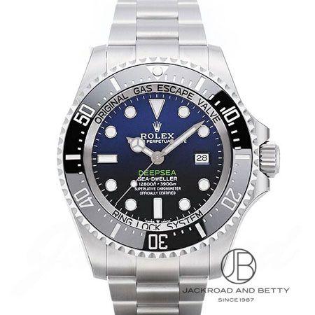 ディープシー D-BLUEダイヤル Ref.126660