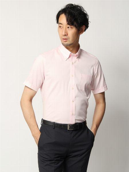 『タカキュー』半袖ビジネスドレスシャツ3枚セット