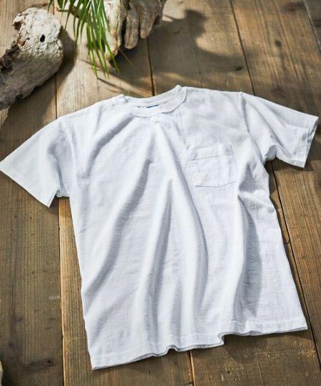 ショートスリーブポケットTシャツ