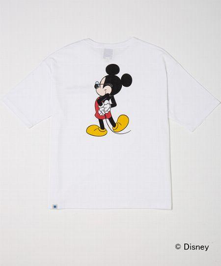 『GDC』ミッキーマウス ビッグTシャツ