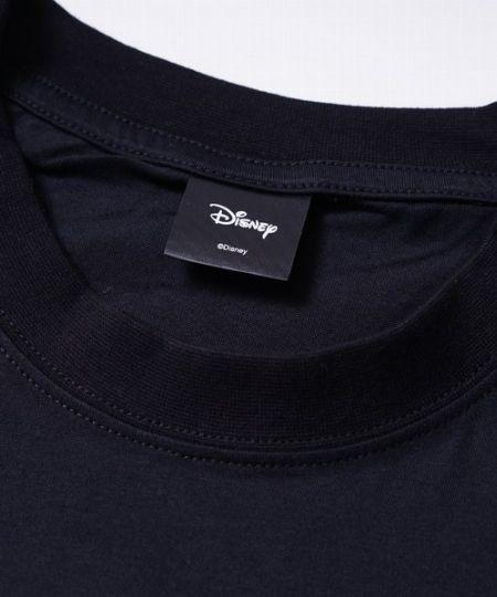 着こなしのアクセントに効く。大人のキャラものTシャツはディズニーにお任せ!