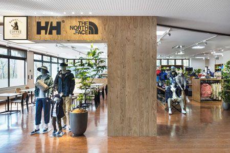 ザ・ノース・フェイスとヘリーハンセン、期待の新店舗は……知床!? 2枚目の画像