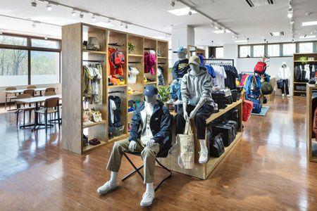 ザ・ノース・フェイスとヘリーハンセン、期待の新店舗は……知床!? 4枚目の画像