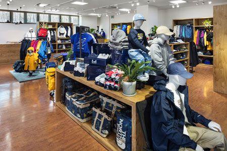 ザ・ノース・フェイスとヘリーハンセン、期待の新店舗は……知床!? 5枚目の画像