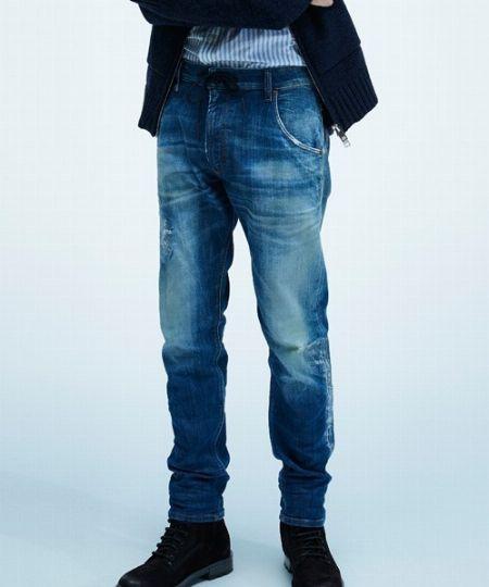 ジョグジーンズが進化。『ディーゼル』の新作・ジョグツイルも見逃せない