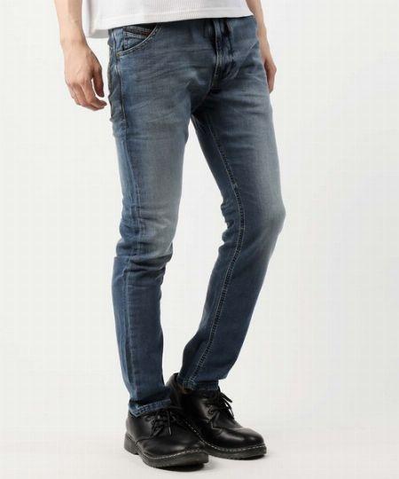 『ディーゼル』のジーンズ、その特徴とは? 3枚目の画像