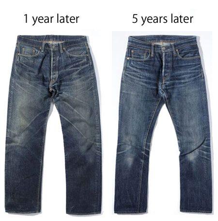 『ピュアブルージャパン』のジーンズは、ここが魅力 2枚目の画像