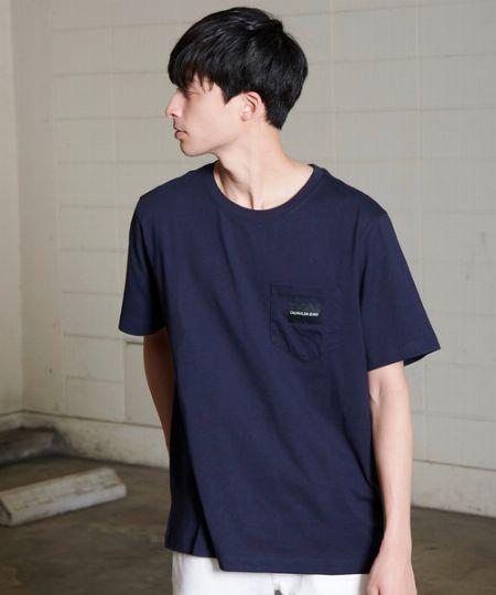 『カルバン・クライン ジーンズ』ポケット デザインTシャツ