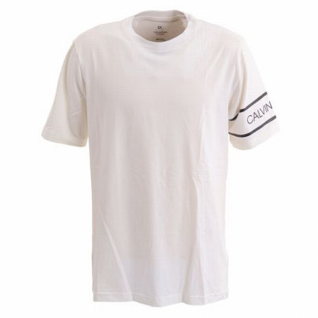 『カルバン・クライン パフォーマンス』アクティブアイコンアームバンドTシャツ