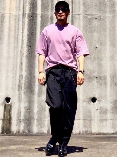 夏のワードローブを手軽に強化したいなら、『ユニクロ』のTシャツが便利! 5枚目の画像