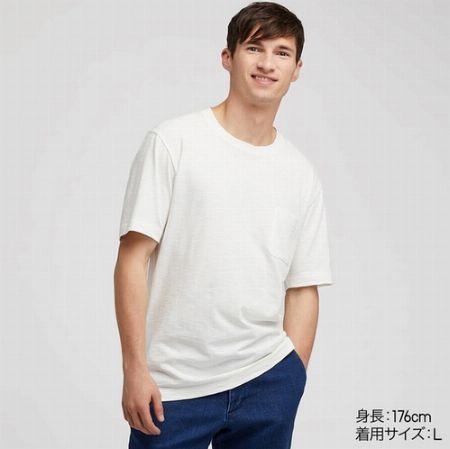 最後に。知っておきたい『ユニクロ』のTシャツ、サイズ選びの注意点