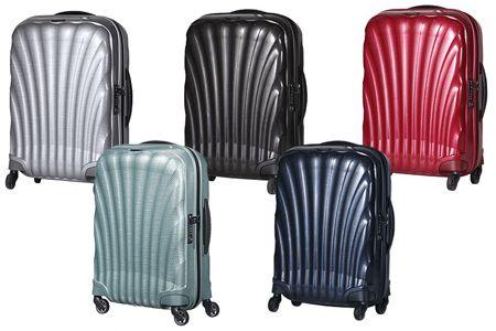 世界シェアNo.1のスーツケースブランドだけにモデルが豊富