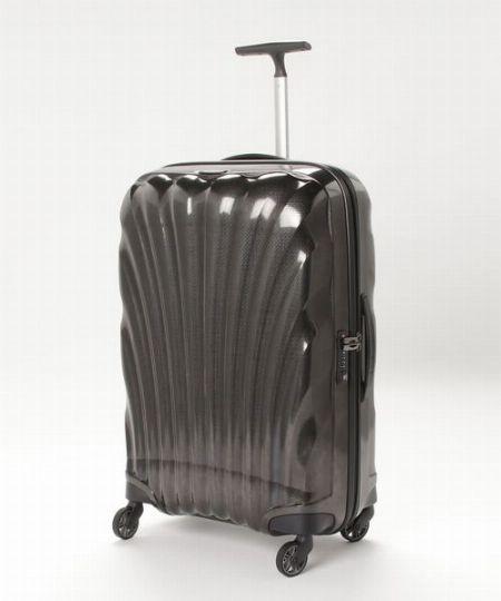 世界中のジェットセッターを魅了する『サムソナイト』のスーツケース