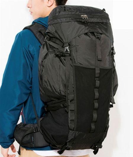 フェスにアウトドア、トラベルまで。スペックに優れた実用派バッグ