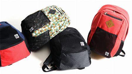 遊びからビジネスまで。『チャムス』のバッグは種類が豊富 2枚目の画像