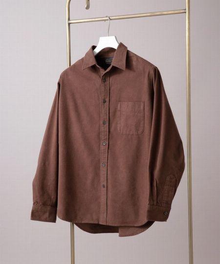 『フリークス ストア』 別注Wフェイスチェックシャツ