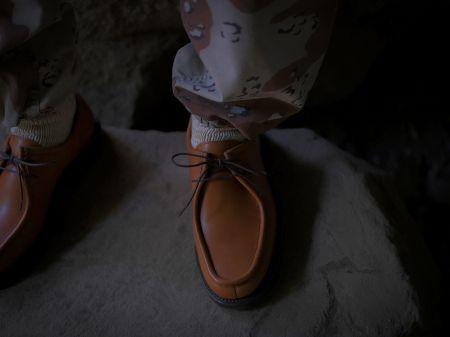 素朴な顔立ちがクセになる。この秋履くなら、栃木レザー製のチロリアン 3枚目の画像